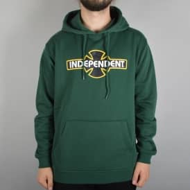 Youth OGBC Pullover Hoodie - Hunter Green