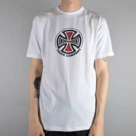 Independent Trucks Youth Truck Co. Skate T-Shirt - White