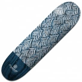 Indigo Waves Skateboard Deck 8.25