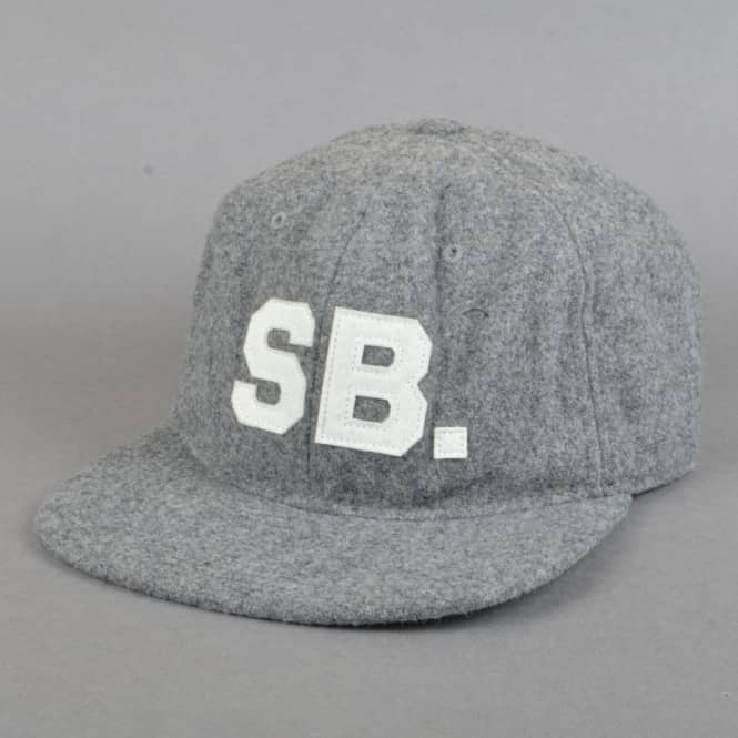 Nike SB Infield Pro Srapback Cap - Dark Grey Heather/Pine Green/Black/Sail