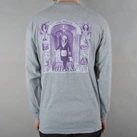 Theories of Atlantis Initiation Longsleeve T-Shirt - Heather Grey