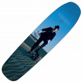 Invisible Man Cruiser Skateboard Deck 8.375