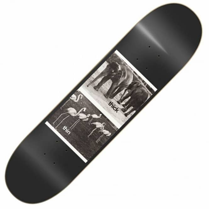 Isle Skateboards Tom Knox Push Pull 2 Skateboard Deck 8.125
