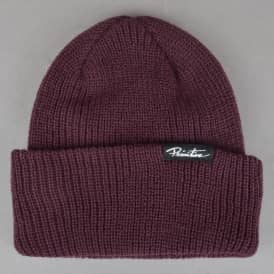 Jaanie Folder Beanie - Burgundy
