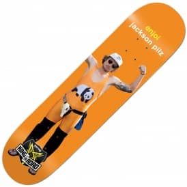 Jackson Pilz King Of The Road Skateboard Deck 8.375