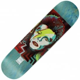 Jason Adams x Jason Lee Aladdin Popsicle Shape (Blue Stain) Skateboard Deck 8.25