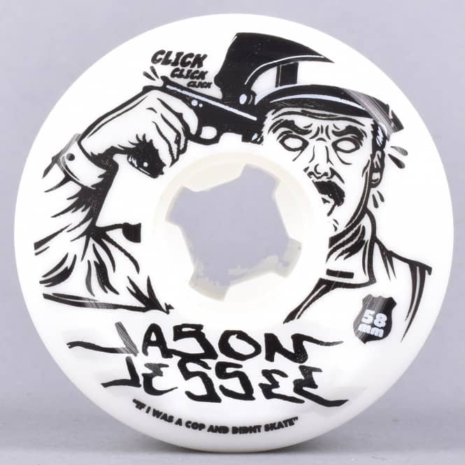 OJs Wheels Jason Jessee IF 101A Skateboard Wheels 58mm