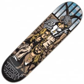 Santa Cruz Skateboards Jason Jessee Tribute Skateboard Deck 8.5""