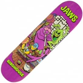 Jaws Vices (Purple Stain) Skateboard Deck 8.25