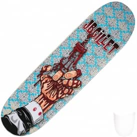 Cliche Skateboards JB Gillet Tribute Garcon Directional Skateboard Deck 8.625''