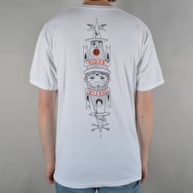 Jeremy Skate T-Shirt - White