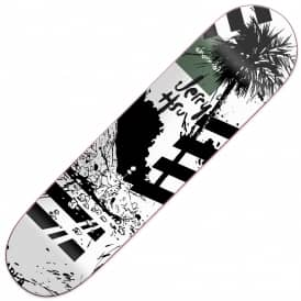 Jerry Hsu Hecox Skateboard Deck 8.0