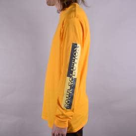 Jester Longsleeve T-Shirt - Yellow