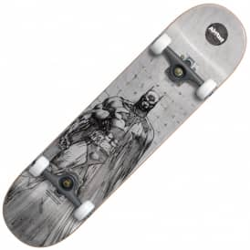 Jim Lee Batman Premium Complete Skateboard 8.0