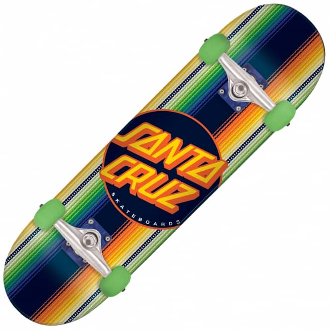Santa Cruz Skateboards Jorongo Complete Skateboard 7.8