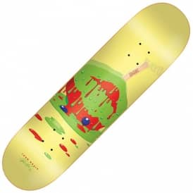 Josh Kalis Melted Skateboard Deck 8.1