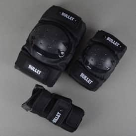 Bullet Junior Pad Set - Black