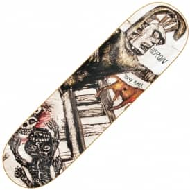 Karr Enemy Ritual Skateboard Deck 8.38