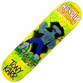 Karr Shark Skateboard Deck 8.25