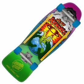 Kendall End Of The World 80's Complete Cruzer Skateboard - 10.0