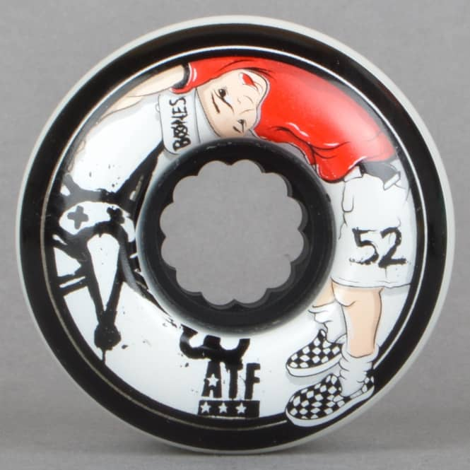 Bones Wheels Kid ATF 60B All Terrain Skateboard Wheels 52mm