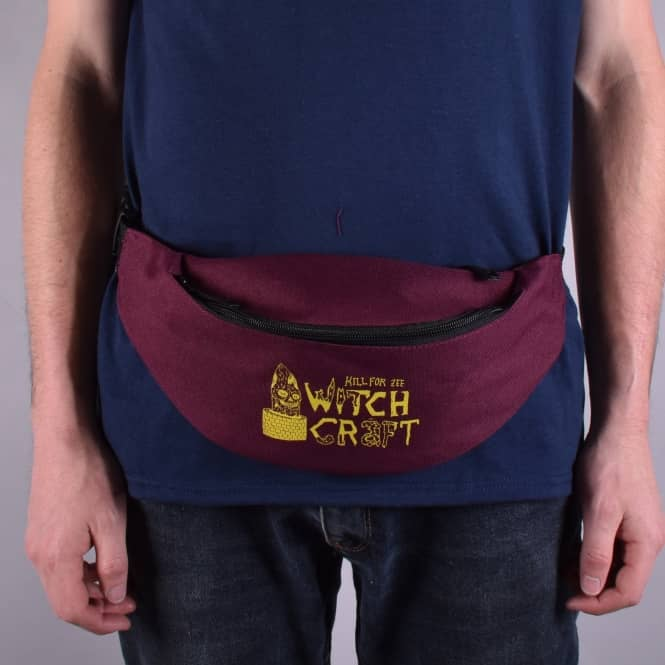 Witchcraft Hardware Kill For Bum Bag - Maroon