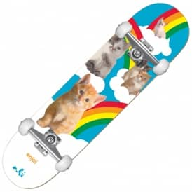 Enjoi Skateboards Kitten Dreams Complete Skateboard 8.0""