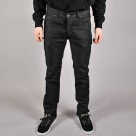 Kr3w K Slim Denim - Dark Black/Dark Black