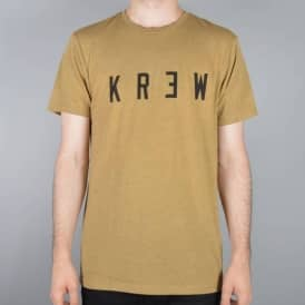 Locker Premium T-Shirt - Brass Heather