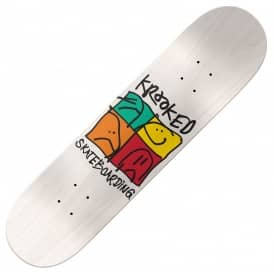 Krooked Skateboards Cromer KD-Ultra Skateboard Deck 8.06""