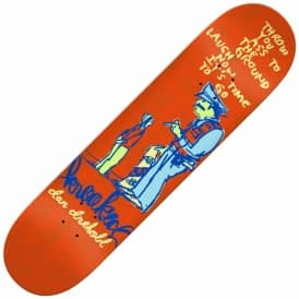 Drehobl In Trouble Skateboard Deck 8.12""