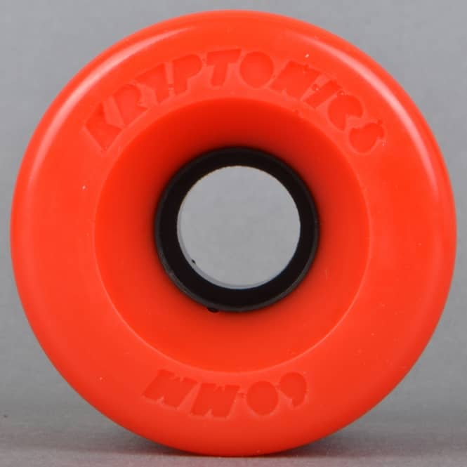 Kryptonics Star Trac Red 78A Skateboard Wheels 60mm