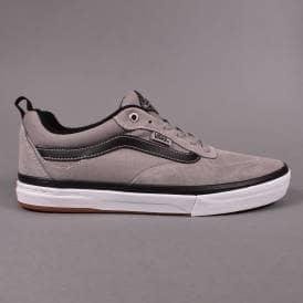 abe974281e8 Kyle Walker Pro Skate Shoes - (Covert) Drizzle Black · Vans ...