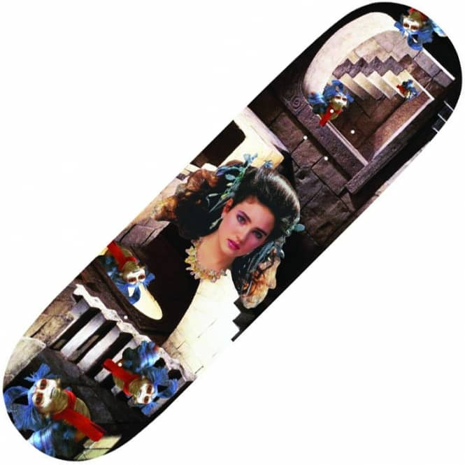 Alltimers Labyrinth Skateboard Deck 8.3