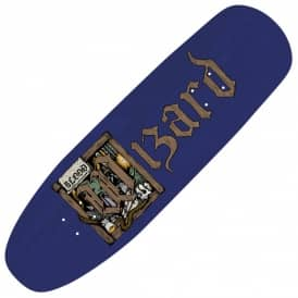 Lair Book Of The Wizard (Gauntlet Shape) Skateboard Deck 8.88