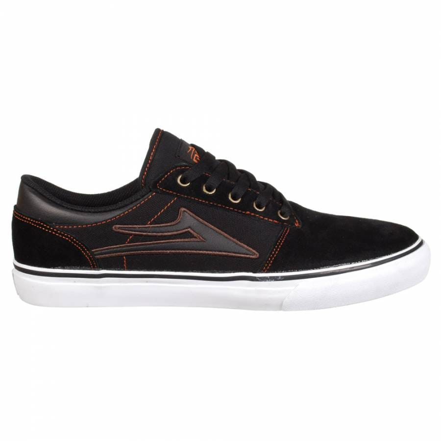 lakai lakai skate shoes black suede lakai from