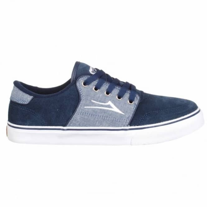 8f7ad702a41 Lakai Carlo Skate Shoes - Navy Suede - Mens Skate Shoes from Native ...