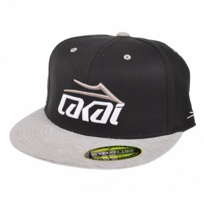 Lakai Essential Flex-Fit Cap Black