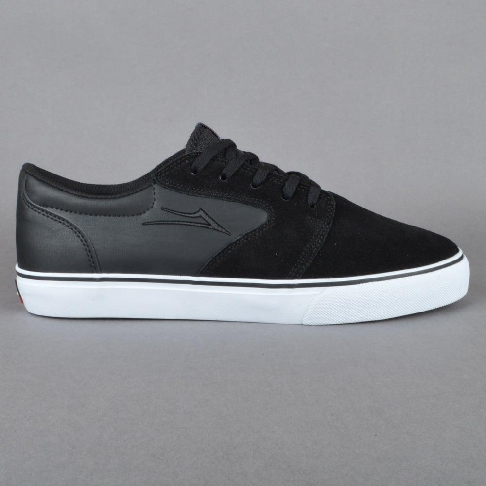 Fura Skate Shoes - Black Suede 16