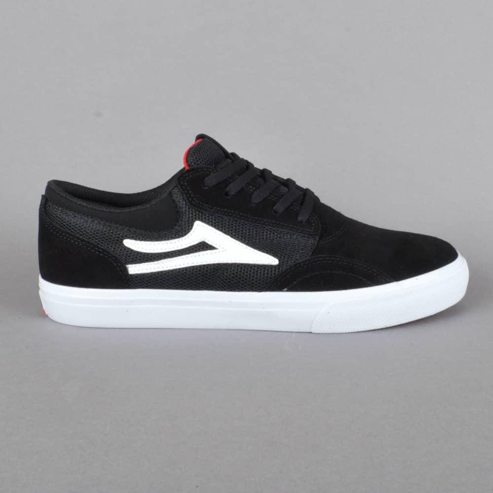 Griffin Skate Shoes - Black Suede e7adcbbf28e0