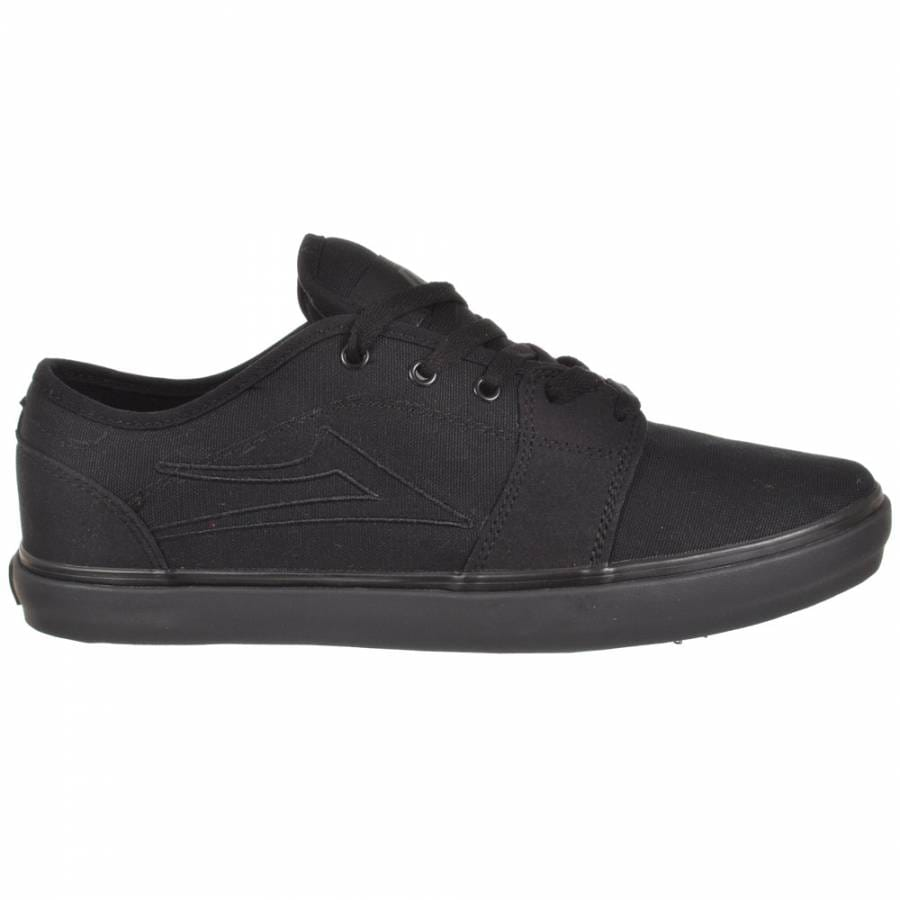lakai lakai judo skate shoes black canvas lakai from