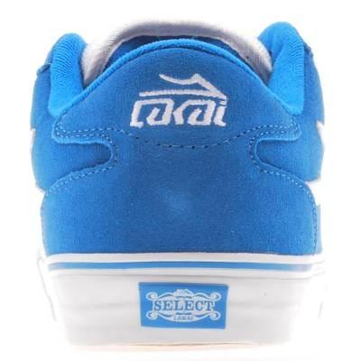 Lakai lakai manchester select blue suede lakai from for Blue select