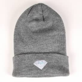 Lakai x Diamond Fold Up Beanie - Grey
