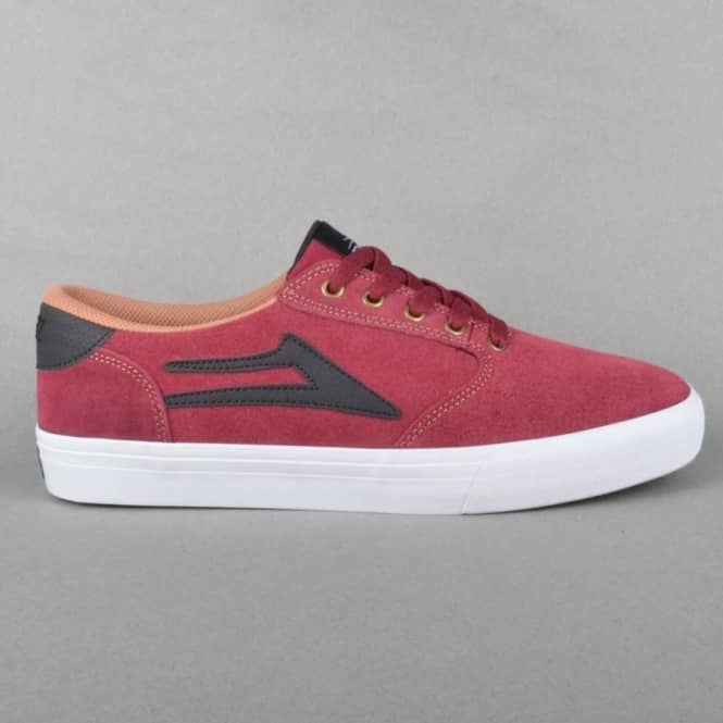 Lakai Pico Skate Shoes - Port Suede
