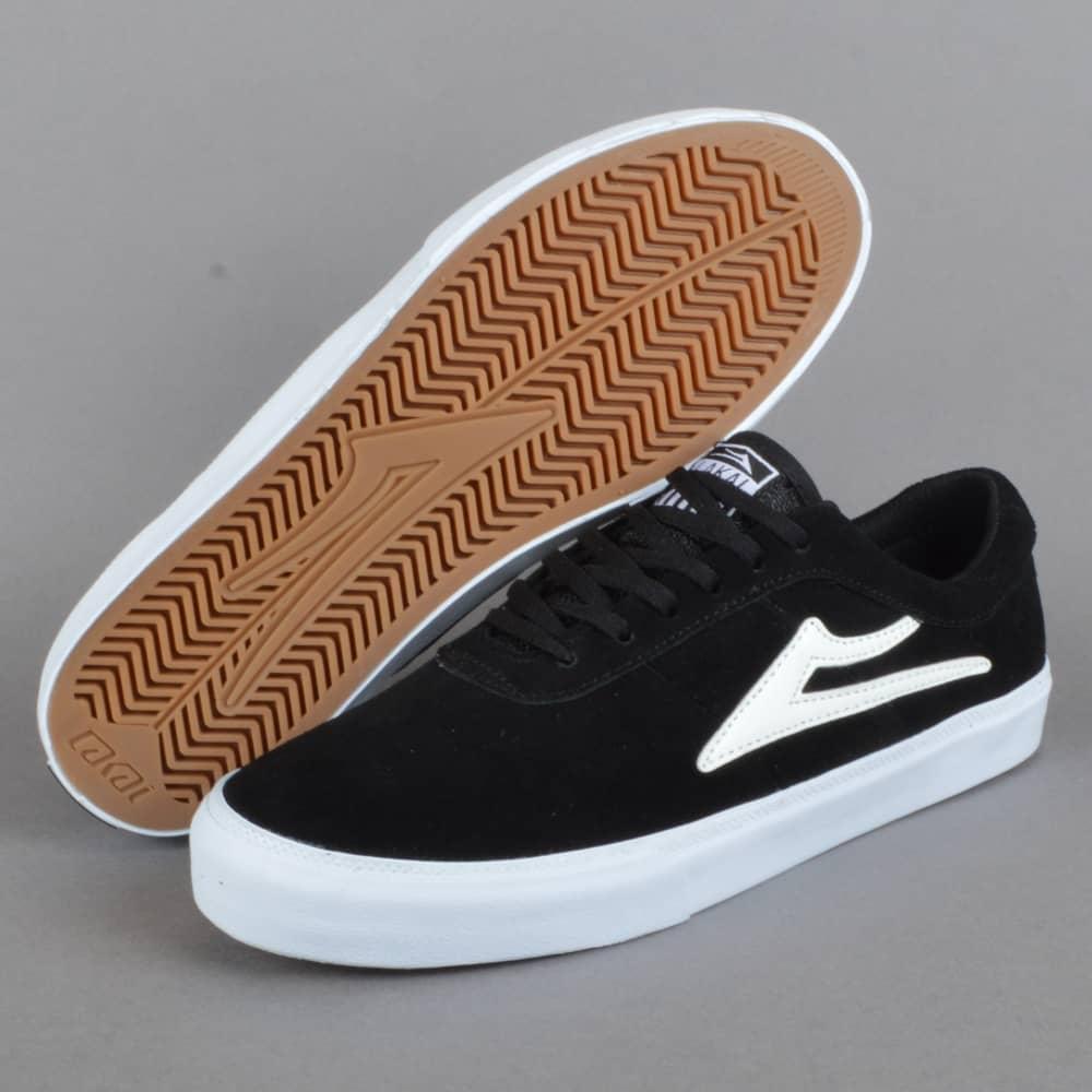 Lakai Sheffield Skate Shoes - Black