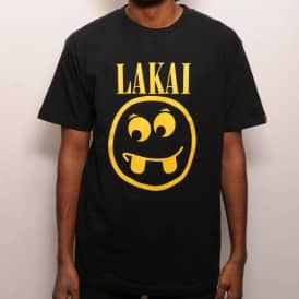 Lakai Teen Spirit T-Shirt Black