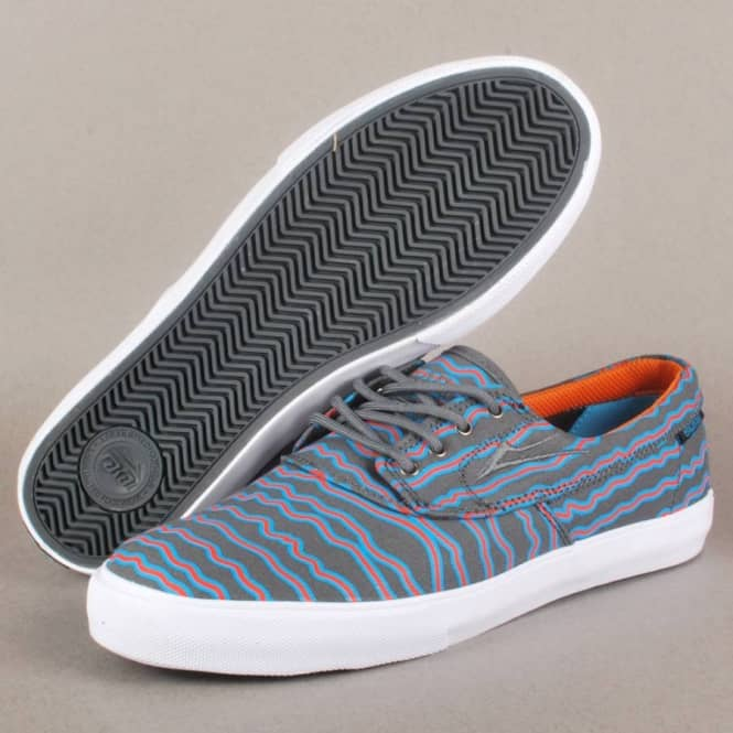 0622fbcc2f02 ... Lakai x Earl Sweatshirt Camby shoe collab Skateboarding Pro X Earl  Sweatshirt Camby Earl Skate Shoes - Grey Canvas ...