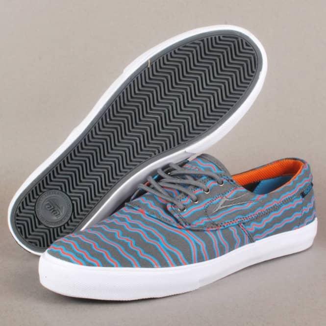 e905fb3596b5 ... X Earl Sweatshirt Camby Earl Skate Shoes - Grey Canvas Earl Sweatshirt  x Lakai ...