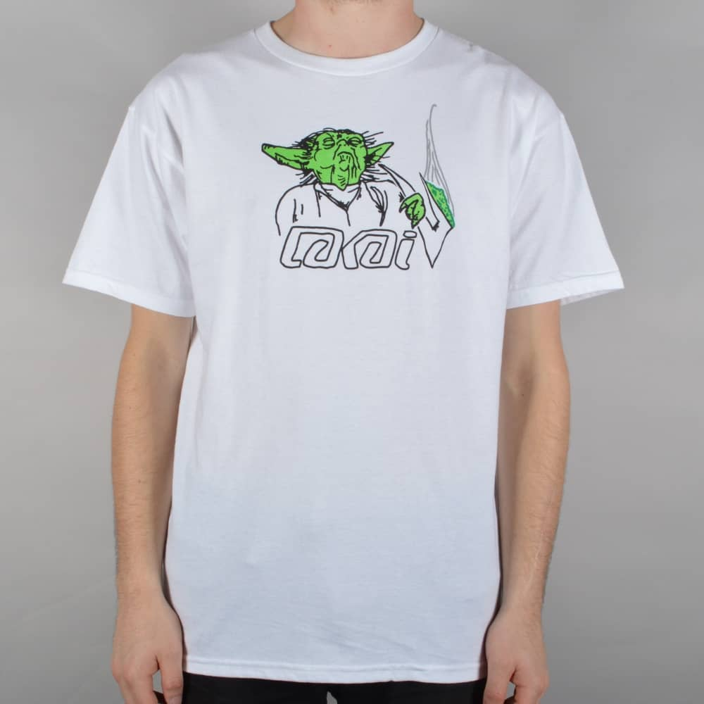 Shirt Skate T White Clothing From Lakai Native Yods VSGMqpUz