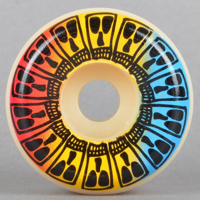 Spitfire Wheels Lance Mountain Lifers Conical 99D Formula Four Skateboard Wheels 54mm